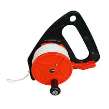 <b>Scuba Diving Wreck SMB</b> Dive Reel with Handle and 150ft Line ...