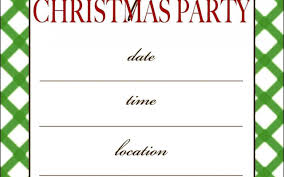 invitation printable christmas invitation template printable christmas invitation template