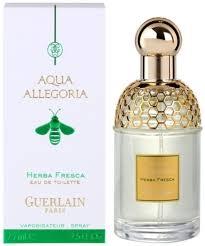 <b>Guerlain Aqua Allegoria Herba</b> Fresca EdT 75ml in duty-free at ...
