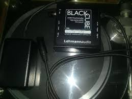 <b>Фонокорректор Lehmann Audio</b> Black Cube | Hi-Fi.ru