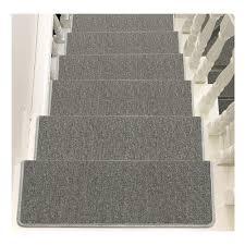 WOHOGAR Alfombras de Escalera,<b>Stair treads Carpet 15</b> Pack