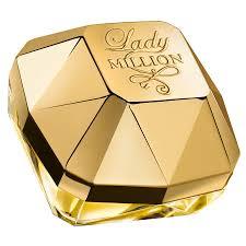 <b>Paco Rabanne Lady Million</b> Eau de Parfum (EdP) kaufen bei ...