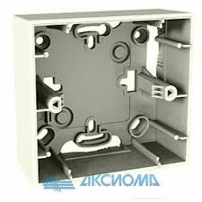 <b>Коробка подъемная 1</b>-м о/п беж. MGU8.002.25 (8) Schneider electric