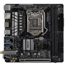 <b>ASRock Z390M</b>-ITX-ac технические характеристики <b>материнской</b> ...
