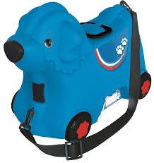 <b>Big детский чемодан</b> на колесиках, синий купить в интернет ...