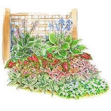 Small Picture Shade Garden Design Ideas Design Ideas