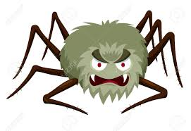 Image result for cartoon spider
