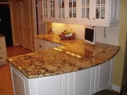 kitchen cabinets with granite countertops:  stunning kitchen lighting ideas oldecors
