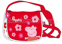 <b>Сумка</b> Хрю-хрю 22122 <b>Свинка</b> Пеппа (Peppa Pig) — купить в ...