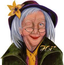Image result for grandma wink