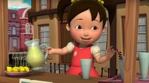 Английский язык для малышей - Мяу-Мяу - <b>Лимонад</b> (<b>Lemonade</b> ...