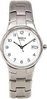 Женские титановые наручные <b>часы Boccia</b> Titanium <b>3122-10</b>