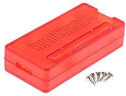 GPIO Reference <b>Case Protective Cover Enclosure ABS Plastic</b> for ...