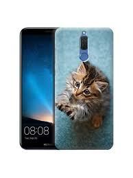 <b>Чехол для Huawei</b> Nova 2i. Накладка с принтом на хуавей нова 2i ...