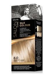 <b>Стойкая крем-краска для волос</b> «Шелковое окрашивание», тон ...