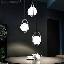<b>Industrial Vintage</b> LED Pendant Lamp Iron Glass <b>Retro</b> Hanging ...