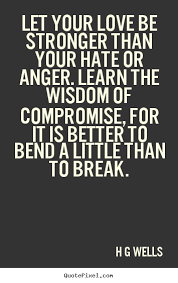 Supreme 11 trendy quotes about compromise images German ... via Relatably.com