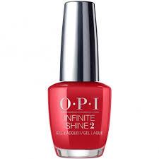 OPI <b>Лак для ногтей</b> / Big Apple Red <b>Infinite</b> Shine 15 мл купить в ...