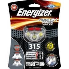 <b>Фонарь</b> налобный <b>ENERGIZER ENR</b> HL Vision HD Focus 3xAAA ...