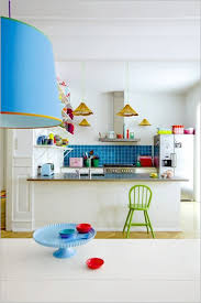 Kitchen Design Colors How To Sprinkle Your Kitchen With Colors Homesfeed