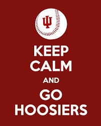 This is a message to #HoosierNation: It's the NCAA College World ...