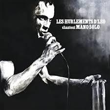 Various Artists - Ils Chantent <b>Mano Solo</b> - Amazon.com Music