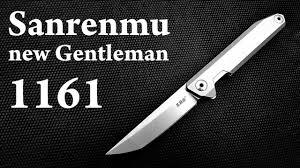 New <b>Sanrenmu</b> 1161 Обзор с Предъявами - YouTube