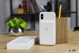 <b>Apple</b> Smart Battery Case — обзор <b>чехла с аккумулятором</b> для ...