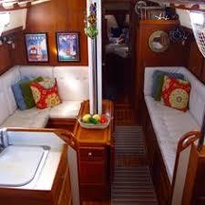Yacht Interior: лучшие изображения (44)   Интерьер парусника ...