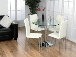 small dining tables sets: dining room wonderful round kitchen table and chairs round wood