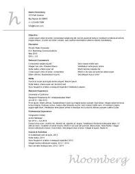 internship resume sample 1 free resume template by hloomcom online resume samples