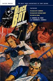 The Black Bat Omnibus Vol. 5 – Adventure House