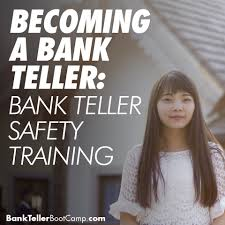 bank teller security training protecting bank assets