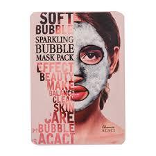<b>Маска для лица</b> кислородная очищающая Acaci <b>Chamos</b> 25 мл ...