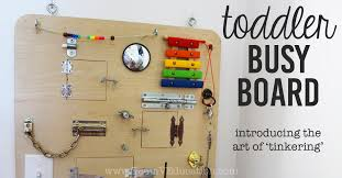 Win Parenting with the Ultimate <b>DIY</b> Busy <b>Board</b> - Team V Education