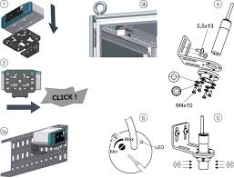 Аналоговый <b>датчик воздушного потока</b> CMC III DK 7030.140 ...