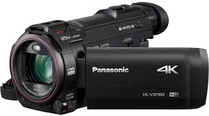 <b>Видеокамера Panasonic HC-VXF990</b> 4K (черный)