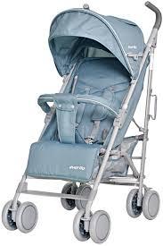 <b>Коляска</b> прогулочная <b>Everflo</b> ATV grey Е-1266 серый — купить в ...