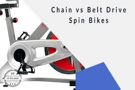 Chain vs <b>Belt</b> Drive <b>Spin Bike</b>: What Are The Differences?   IF-FIT