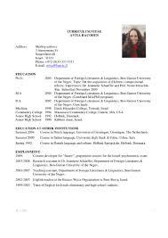 a popular design example cv com academic cv example best cv format