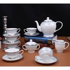 <b>Чайный</b> сервиз на <b>6 персон</b> Узор