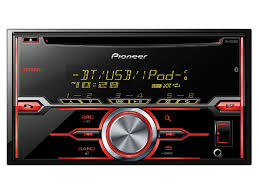 FH-X721BT - <b>2</b>-DIN CD Receiver with MIXTRAX®, <b>Bluetooth</b>® for ...