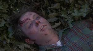 "View full sizeSony PicturesKent Luttrell as the dead body, Ray Brower, in 1985's ""Stand by Me"" - raybrowerjpg-eaab9d6bf5a7cb69"
