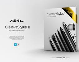 RM <b>Creative</b> Stylus II <b>2 in 1</b> by Roman Melentyev on Behance