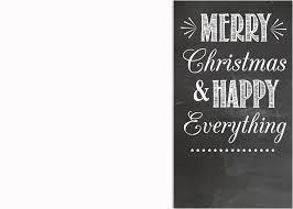 chalkboard christmas card templates com christmas card template com