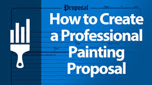 how to create a professional painting proposal painting business pro how to create a professional painting proposal