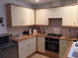 gloss cream bmx kitchen