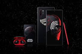 Join the dark side by pre-ordering Samsung