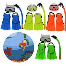 Sporting Goods Water Sports 3 pcs Kids <b>Swimming Diving Scuba</b> ...