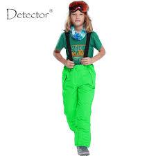 <b>Detector Kids Winter</b> Outdoor Water Resistant Windproof Breathable ...